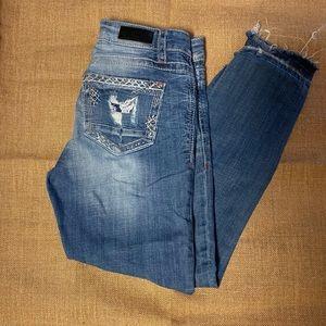 Daytrip Virgo Ankle Skinny Jeans size 29